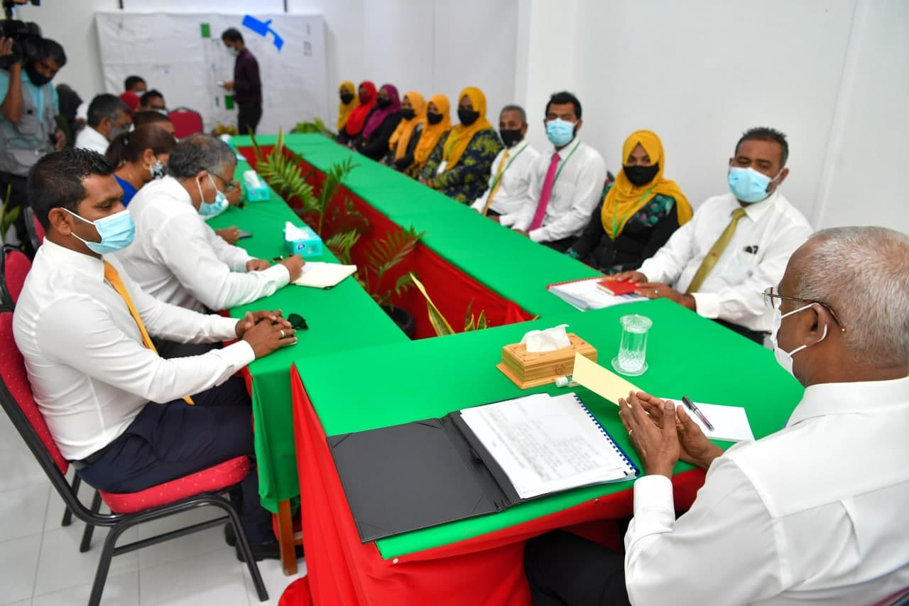 Thoddoo Council aims to make the best use of the Decentralisation Act for Island development
