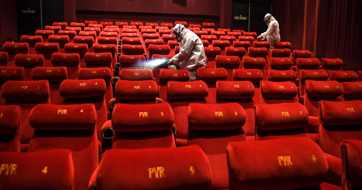 Cinemas in Bollywood's hometown reopen after 18 months