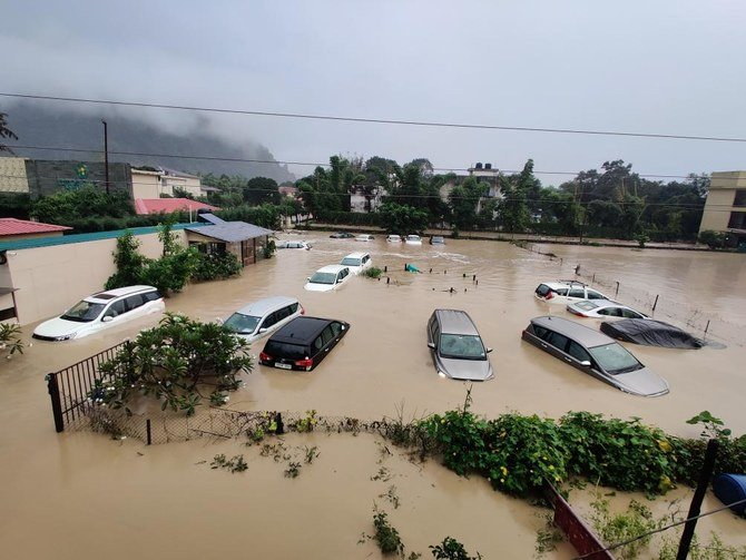 Landslides, floods kill 85 in India and 31 in Nepal